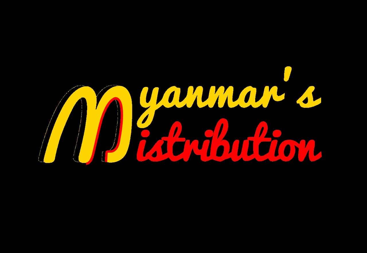 Myanmar's Distribution
